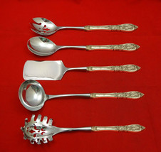 Richelieu by International Sterling Silver Hostess Set 5pc HHWS  Custom ... - $359.00