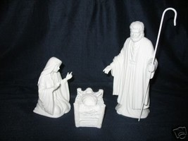 The Miracle Of Christmas, Set Of 3, Nativity 78612 - $99.00