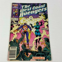 The West Avengers Marvel Comics #12 Sep 1986 Comic Book - $9.88