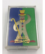 """Nintendo Vintage Playing Cards """"Cleanthrough Trump"""" clear seethrough 198... - $36.79"""