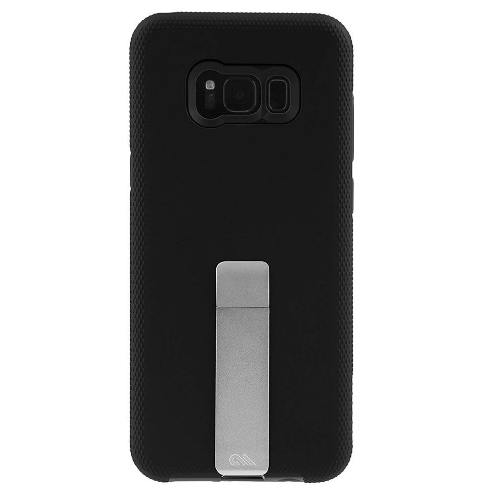 Case-Mate Tough Stand Series Hard Case for Samsung Galaxy S8+ (Plus) Matte Black