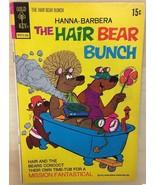THE HAIR BEAR BUNCH #6 (1973) Gold Key Comics VG+ - $9.89