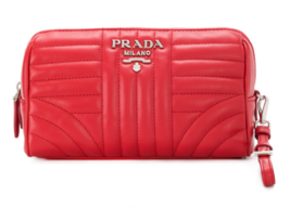 PRADA  Pouch Bag 1NE009-2D91F0011 with Free Gift - $750.00