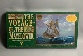 Chatham Hill Wargame Voyage of the Mayflower, The (Deluxe Edition) Box New - $66.45