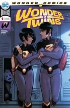 WONDER TWINS #1 REG COVER DC COMICS  EST REL DATE 02/13/2019 - $3.99