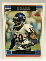 2006 Topps Football - #169 - Thomas Jones - Running Back - Chicago Bears - $2.00