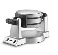 Cuisinart Waffle Maker 1 in. Pocket 6-Setting Browning Control Nonstick ... - $109.78 CAD