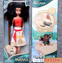 Hot New 2017- Disney Store Classic Moana Toy for Children - $15.83