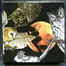 B Dazzle Owls Scramble Squares Brain Twister Puzzle - $14.84