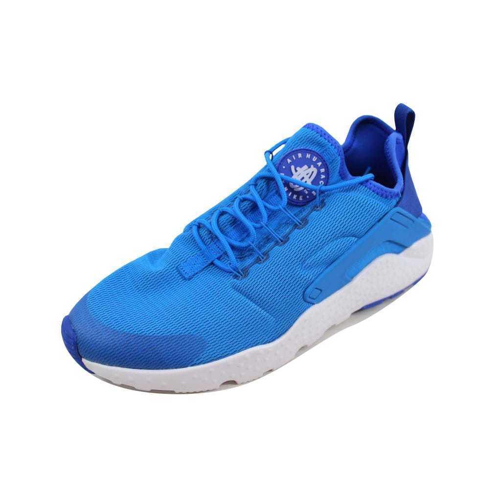 pretty nice faf1a 2c019 Nike Air Huarache Run Ultra Photo Blue White 819151-400 Women s SZ 12