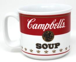 2009 Campbell's Soup Large Ceramic Soup Mug Coffee Cup Rare  HTF - $26.64