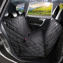 Dog Car Seat Cover, SHINE HAI Waterproof & Scratch Proof & Nonslip Back - $30.68