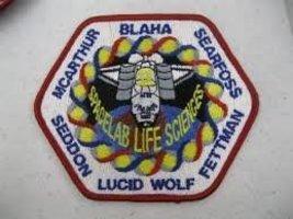 SpaceLab Life Sciences Mission Patch McArthur / Blaha / Searfoss / Seddo... - $19.99