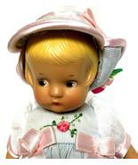 Vintage Effanbee Doll August Girl 1988 Patsyette 9605 New York - $53.46