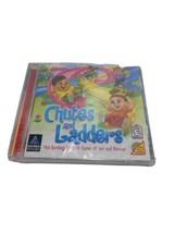 Chutes and Ladders PC CD ROM Game 1999 Hasboro - $27.43