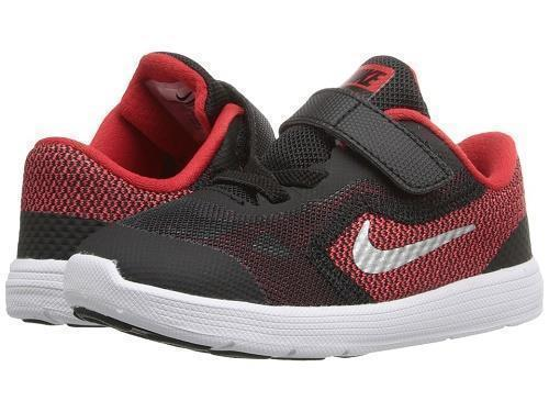 a622dea7f Boys Toddler Nike Revolution 3 Black Red and 50 similar items