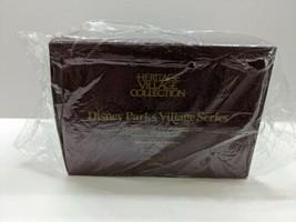 MIB  Dept. 56 Disney Parks Village Series DISNEYLAND FIRE DEPARTMENT #105 - $44.55