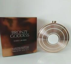 Estee Lauder Bronze Goddess Illuminating Powder Gelee 01 Heat Wave Full ... - $25.00