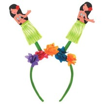 Hawaiian Hula Girl Luau Head Bopper HeadBopper Headband - $6.09