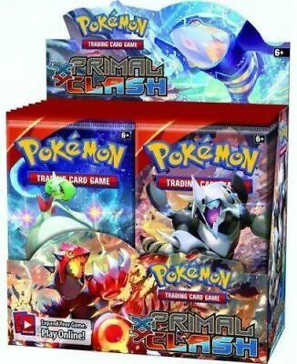 Pokemon TCG Sun & Moon Unbroken Bonds + Primal Clash Booster Box Bundle