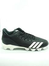Adidas Icon 4  Black/White Baseball Shoes ( CG5258 ) - $28.80
