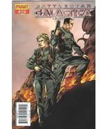 Battlestar Galactica Origins Comic Book #10 Cover A Dynamite NEAR MINT U... - $4.99