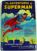 Adventures of Superman George Lowther Applewood Edition SIGNED by author... - $35.00