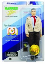 NEW SEALED Mego Married With Children Al Bundy Action Figure Ed O'Neill - $24.74