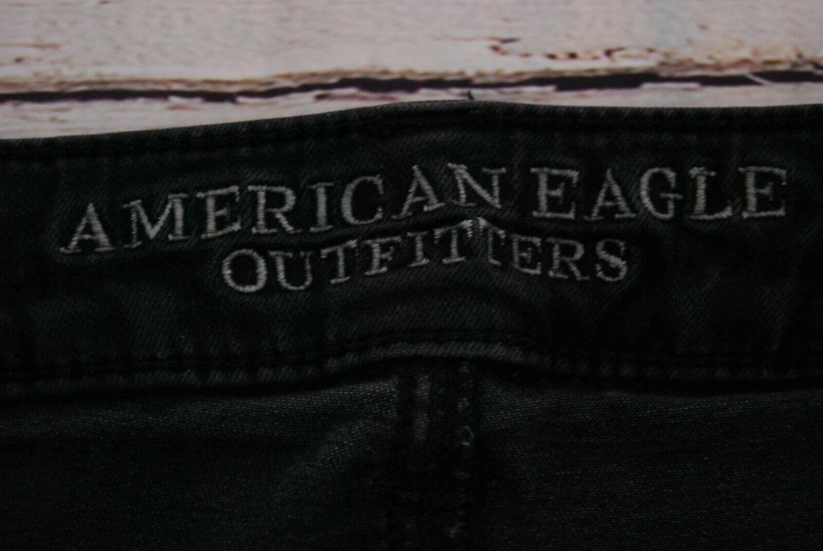 American Eagle Hi-Rise Jegging Super Stretch - Size 30 (see measurements) image 5