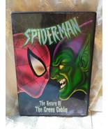Spider-Man: The Return of the Green Goblin DVD, 2002 - $5.75