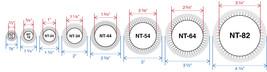 "Olivia Garden NanoThermic Ceramic + Ion, 1 1/4"" NT-34"