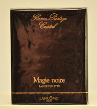 Lancome Magie Noire Flacon Prestige Cristal Edt 100ml Spray 3.3 Fl. Oz. ... - $1,100.00