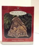 Hallmark Keepsake - Journey to Bethlehem - 1998 - QX6223 - Mint - $2.95