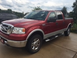 2008 Ford F150 XLT For Sale In Bloomington, IN 47401 image 1
