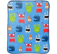 Jay Franco Just For Kids Monsters Throw, - $21.98