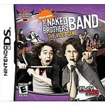 THQ Inc. 785138361741 The Naked Brothers Band: The Video Game for Ninten... - $17.18
