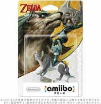 Nintendo amiibo Wolf Link The Legend of Zelda Twilight Princess JAPAN OFFICIAL - $73.25