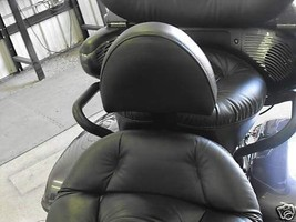 Yamaha Venture 99-UP Driver Backrest Quick release w/no tools simple bolt on - $75.00+