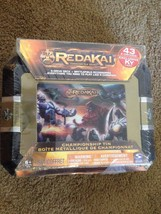 Redakai Championship Tin Conquer The Kairu Complete Trading Battle Cards New - $16.83
