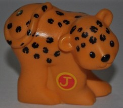 """Fisher Price Little People Jaguar """"J"""" on Chest (2004) - Replacement Figure  - $7.50"""