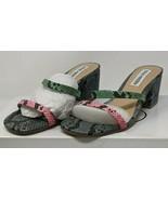 Steve Madden Women's Issy Open Toe Casual Mule Sandals (Size 5.5, Multi ... - $29.69