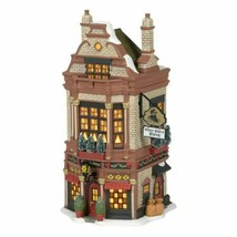 Department 56 Dickens Village Eleven Pipers Piping Shop Building 6005394... - $141.55