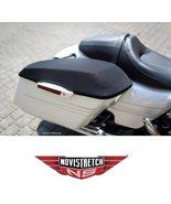 Harley Davidson Novistretch Hard Bag Lid Covers Mesh Design Fits HD Hard... - $68.99+