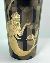 Starbucks Holiday 2020 Mermaid Siren Ceramic 12 oz Travel Mug Dbl Wall L... - $37.99