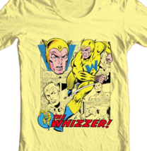 The Whizzer T Shirt Golden Age Marvel Comics Liberty Legion All Winners tee image 2