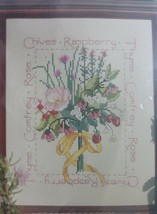 Better Homes and Gardens Cross Stitch Kit Blushing Bouquet #500132 Pinks - $14.99