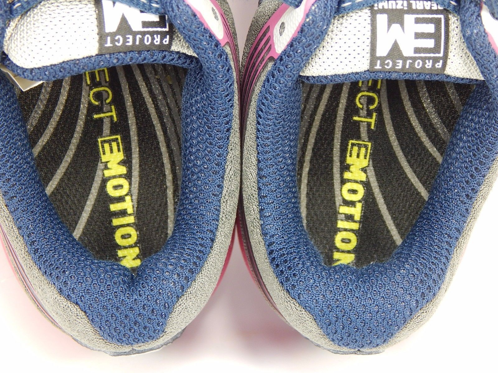 Pearl Izumi EM Road N 2 Women's Running Shoes Size US 7.5 M (B) EU 38.5 Gray