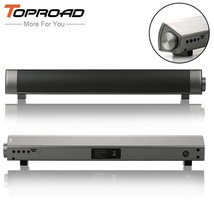 TOPROAD® Portable Column Bluetooth Speaker Receiver Parlantes Blutooth 3D - $43.44