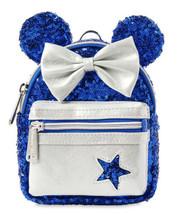 Disney Parks Sorcerer Mickey Loungefly Mini Wristlet Backpack Make A Wis... - $59.99
