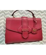 Michael Kors BLEECKER Medium Top Handle Satchel Handbag Purse Cross-body... - $168.29